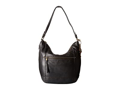 The Sak Sequoia Hobo (Black) Hobo Handbags