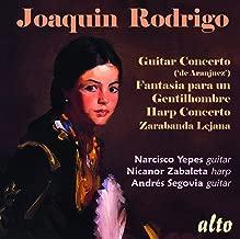 Rodrigo: Guitar Concerto 'de Aranjuez' Fantasia para un Gentilhomb