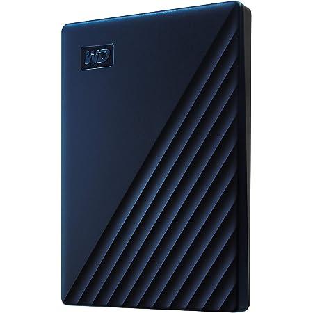 Wd My Passport For Mac Externe Festplatte 5 Tb Blau Computer Zubehör