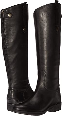 5760e3193f1 Black. 6171. Sam Edelman. Penny Leather Riding Boot