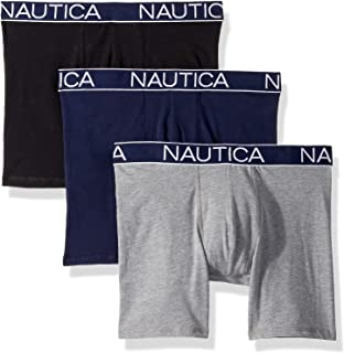Men's Cotton Stretch Classic Boxer Brief Multipack