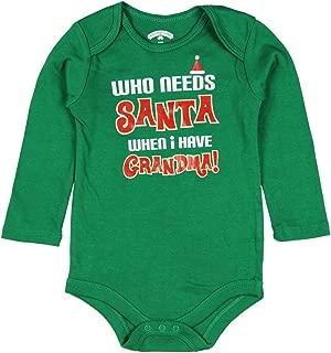 who needs santa when i have grandma