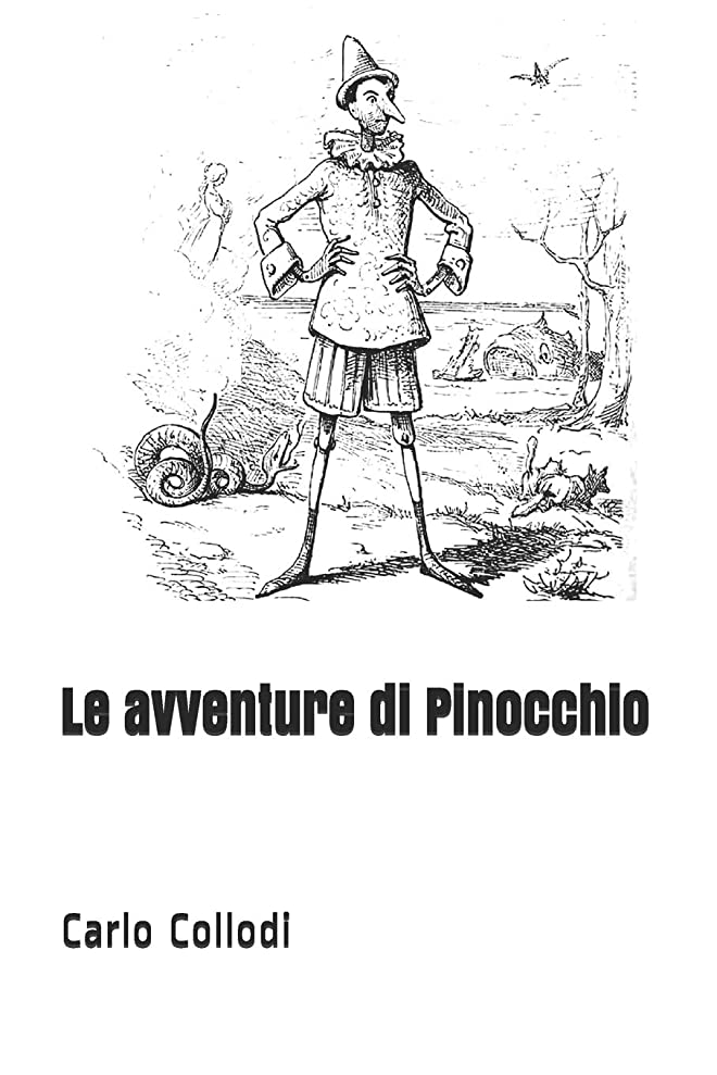 後者ズーム荷物Le avventure di Pinocchio