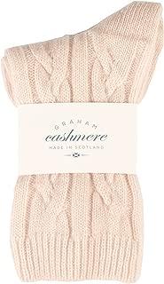 cashmere bed socks uk