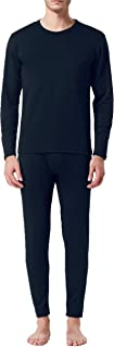 Phoeron Men's Thermal Underwear Set Top & Bottom Long Johns