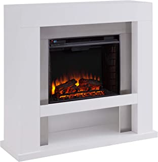 Furniture HotSpot Lirrington Stainless Steel Fireplace