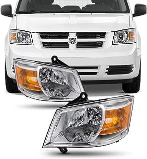 Best 2008 dodge grand caravan headlight assembly replacement Reviews