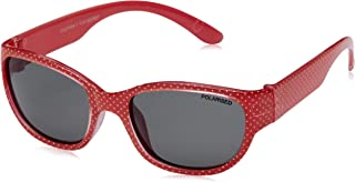 CANCER COUNCIL KIDS Boy'S Dolphin Sunglasses, Strawberry Red