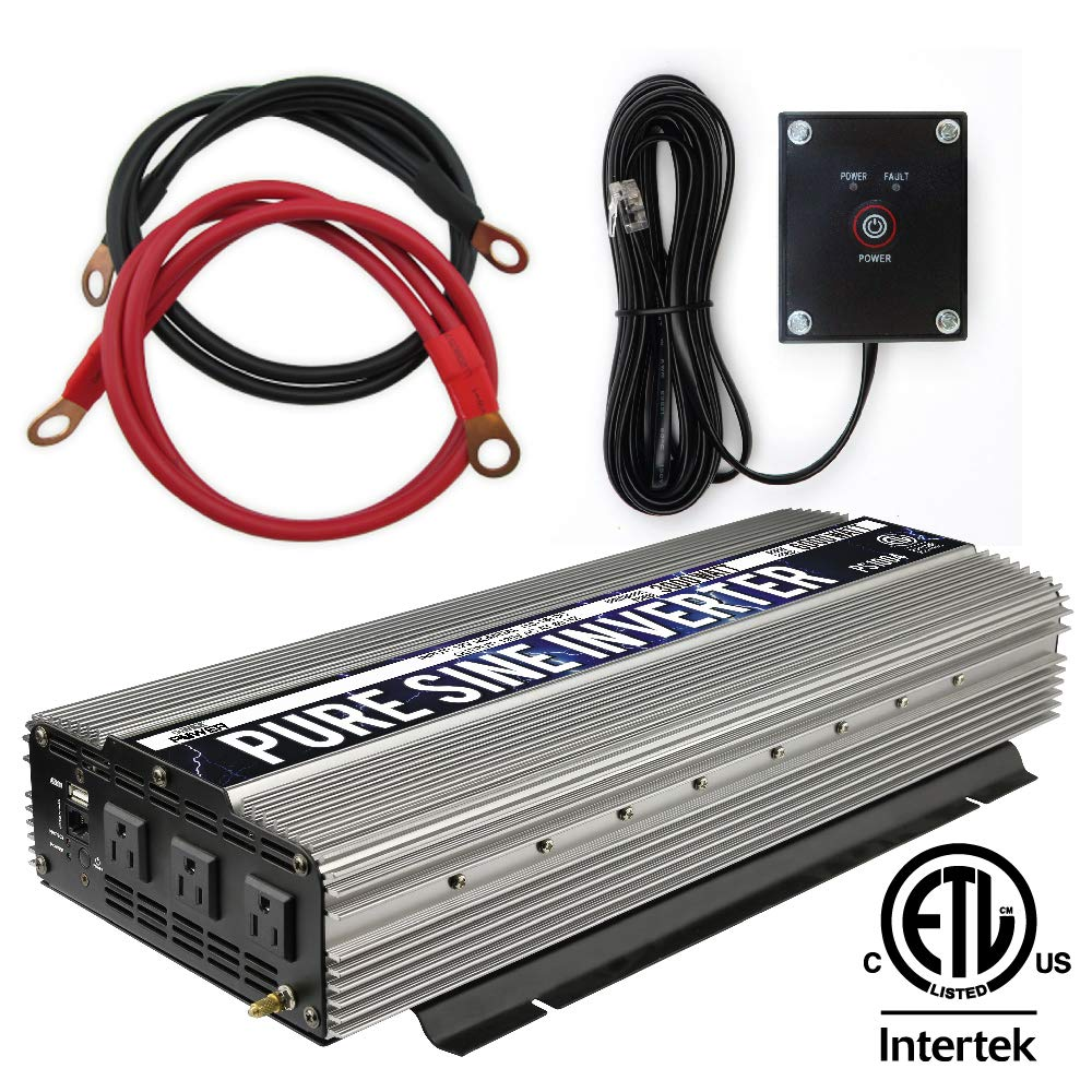 GoWISE Power PS1004 Pure Inverter