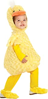3t duck costume