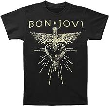 Bon Jovi Men's Hear Dagger T-Shirt