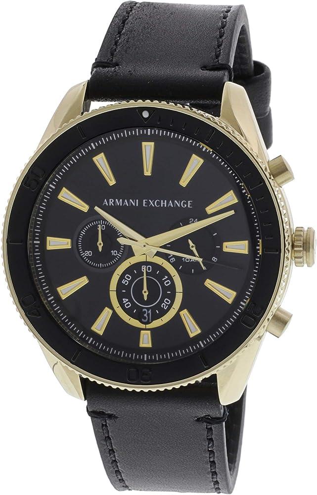 Armani exchange orologio uomo AX1818