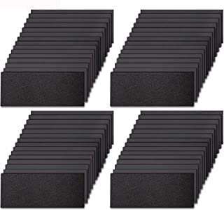 Sandpaper, 120 to 3000 Girt 60 Pcs Sand Paper Assortment Wet Dry Waterproof Abrasive Variety Pack Sanding Paper Sheets for...