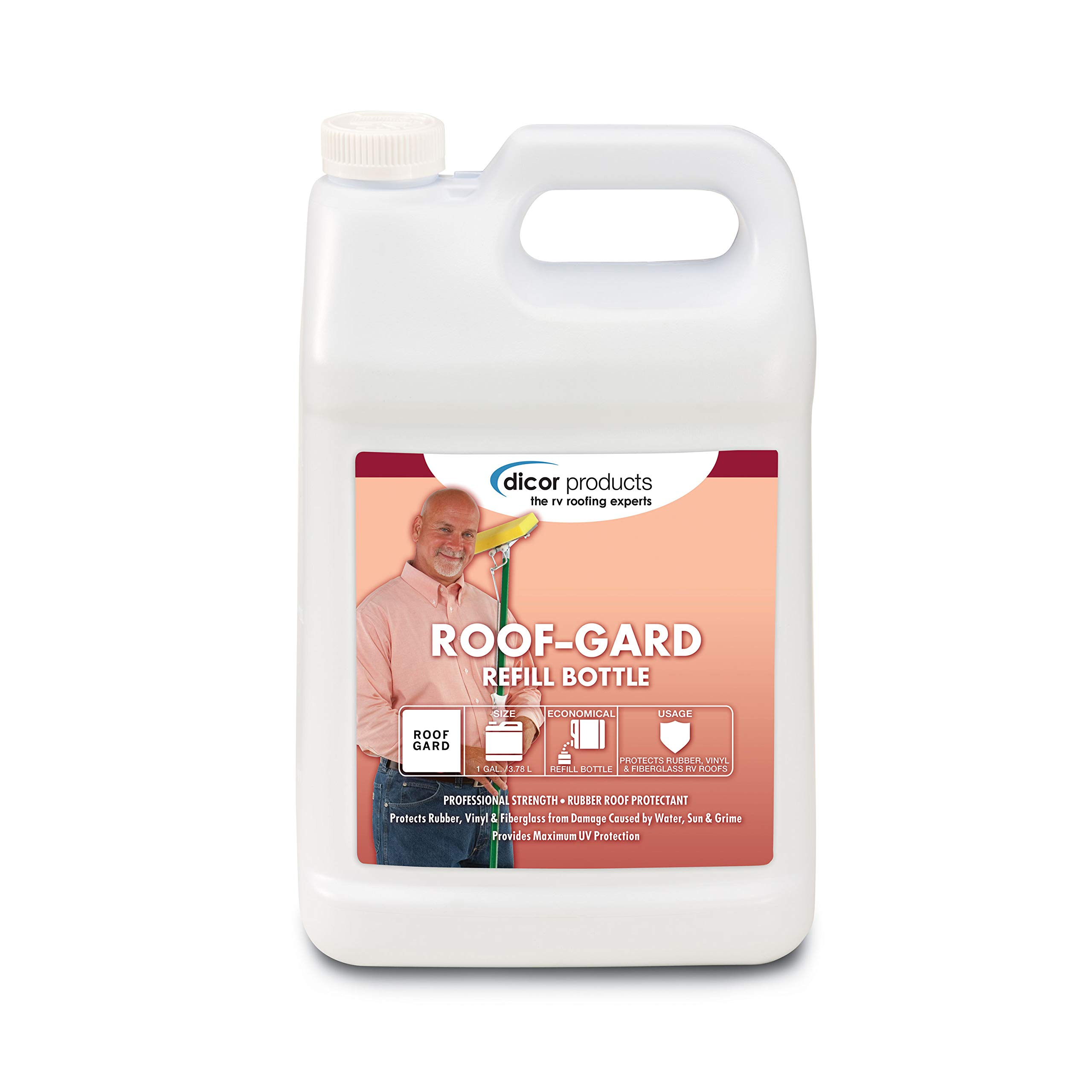 Dicor Corporation RP RG 1GL Rubber Protectant