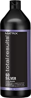 Matrix Total Results So Silver Conditioner for Blonde & Silver Hair.