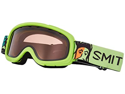 Smith Optics Gambler Goggle (Youth Fit) (Flash Faces/RC36/Extra Lens Not Included) Goggles