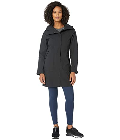 NAU Sequenchshell Trench (Caviar) Women