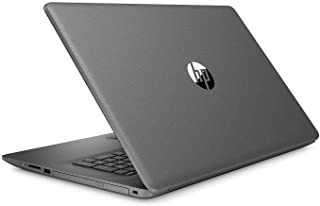 HP 17-by1022cl 17.3インチラップトップコンピュータ - グレー インテルCore i5-8265U プロセッサ 1.6GHz; 8GB DDR4-2400 RAM; 16GB インテルOptane メモリ; 1TB ハードドライブ