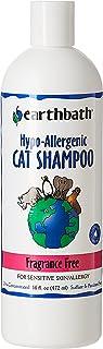 Earthbath Natural Hypo Allergenic Cat Shampoo, 472 ml