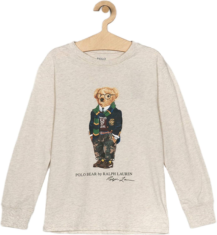 Polo Ralph Lauren - Camiseta Oso NIÑO 323805681003 ...