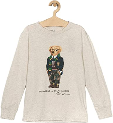 Polo Ralph Lauren - Camiseta Oso NIÑO 323805681003 - Camiseta ...