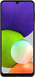 SAMSUNG Galaxy A22 LTE Dual SIM, 128GB, 6GB RAM, Black UAE Version