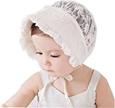 lace baby bonnet pattern