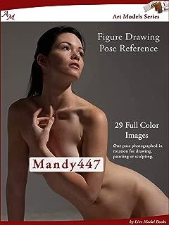 Art Models Mandy447: Figure Drawing Pose Reference (Art Models Poses)