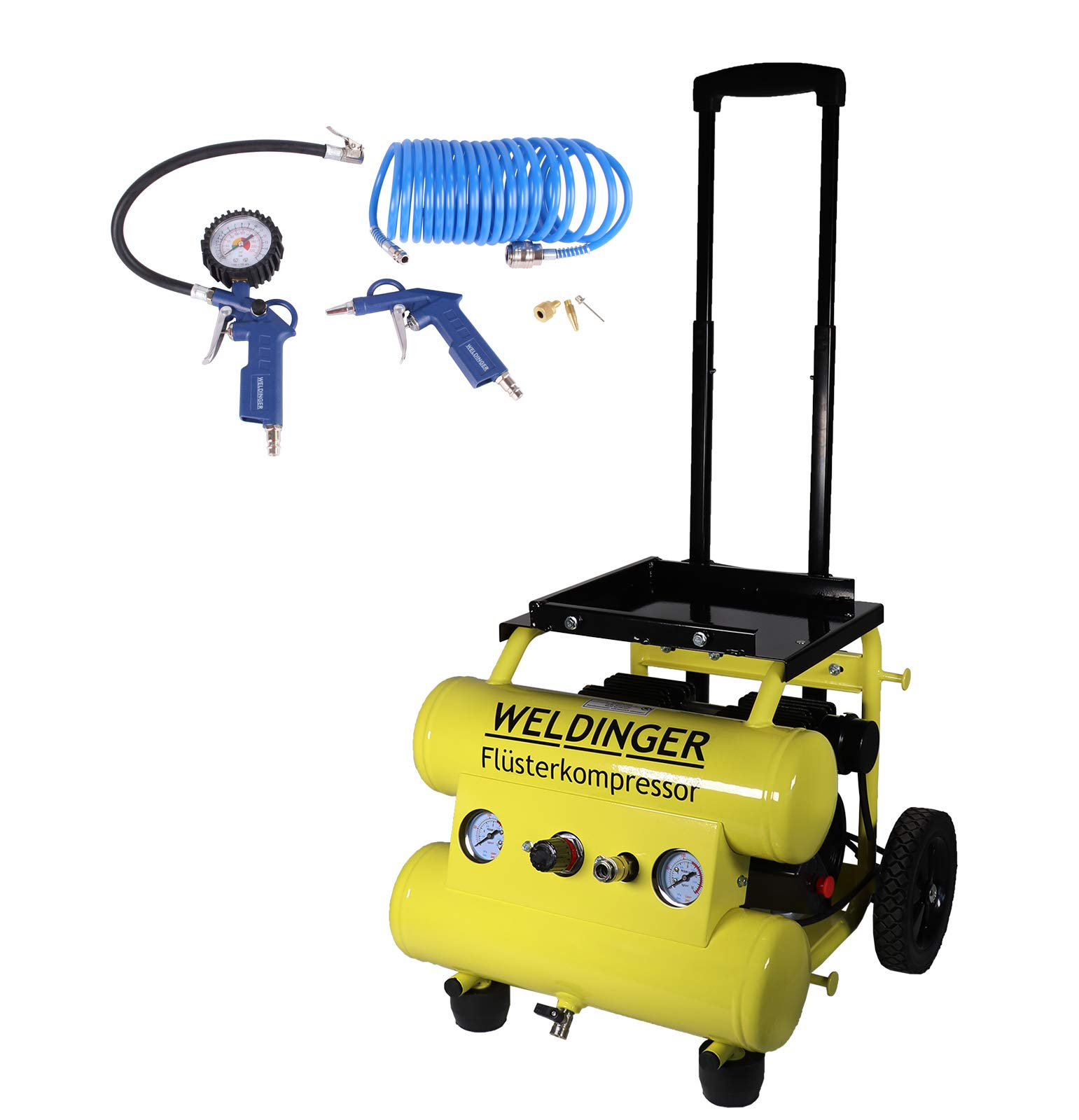 Weldinger Schweißen Für Alle Kompressoren Pro Up Mobile