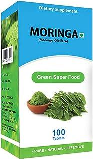 Bio vitazen MORINGA tablets Green Super Food 500mg (100 Tablets)