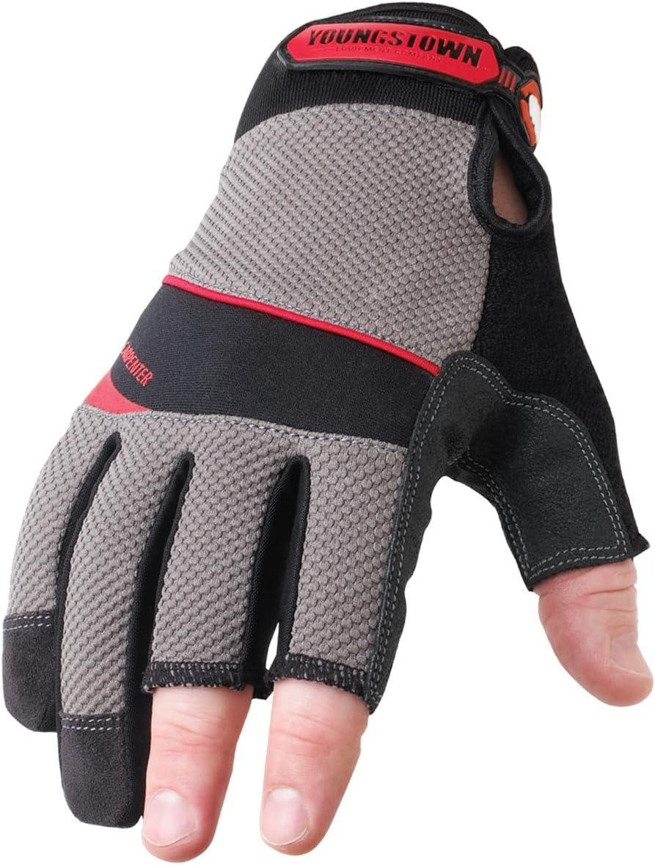 Youngstown Max 79% OFF Glove 5 popular 03-3110-80-M Carpenter Gloves Plus Medium