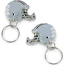سلسلة مفاتيح بفتاحة زجاجات على الوجهين، من الرابطة الوطنية لرياضة الجامعات أوهايو ستيت باكيس