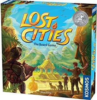 Lost Cities - The Board Game (Renewed)