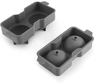 BarCraft Silicone Circular Ice Molds