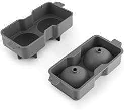 "BarCraft Silicone Circular Ice Molds Circular Ice Mold 7"" x 3"" Assorted"