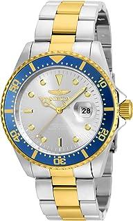 Invicta 'Pro Diver' cuarzo acero inoxidable reloj Casual (Modelo: 22061)