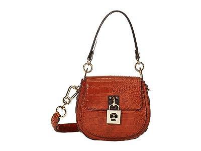 Steve Madden Bblare (Cognac) Cross Body Handbags