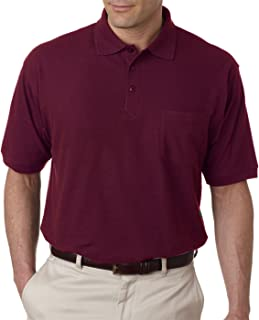 Adult Whisper Piqué Polo Shirt with Pocket