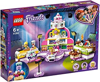 LEGO Friends Baking Competition for age 6+ years old 41393