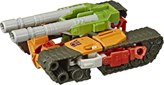 Transformers Bumblebee Cyberverse Adventures Action Attackers: 1-Step Bludgeon Action Figure, Whirlwind Slash Action Attac...