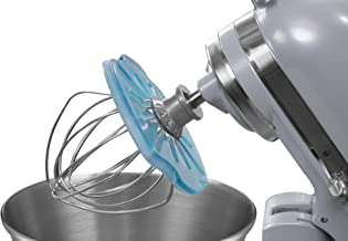 Whisk Wiper® PRO for Stand Mixers - Mix Without The Mess - The Ultimate Stand Mixer Accessory - Compatible With Most Kitch...