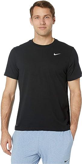 ba570c77 Nike. Dry Miler Top Short Sleeve. $35.00. Dry Tee Dri-FIT™ Cotton Crew Solid