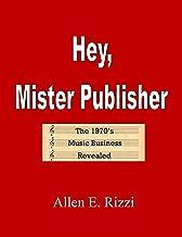 Hey, Mister Publisher