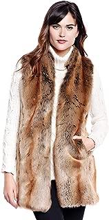 donna salyers faux fur coats