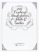 18th Century Masterpieces for Flute & Guitar