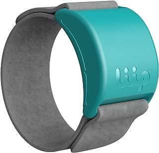 Pulsera inteligente para el monitoreo de las constantes vitales de tú bebé (pulso, oxígeno y temperatura)
