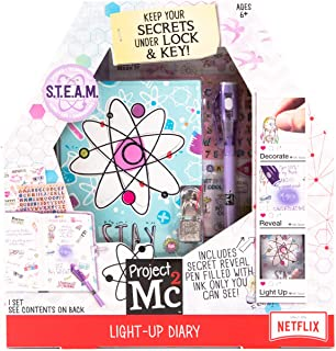 Project MC2 Light Up Diary by Horizon Group USA