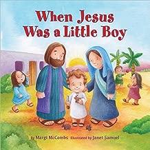 When Jesus Was a Little Boy