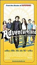 Adventureland Movie Poster (20 x 40 Inches - 51cm x 102cm) (2009) -(Jesse Eisenberg)(Kristen Stewart)(Martin Starr)(Bill Hader)(Kristen Wiig)