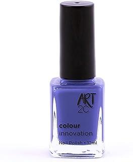 Art 2C - Esmalte de uñas de tonos innovadores, 96 colores, 12ml, color: Ray of light (861)